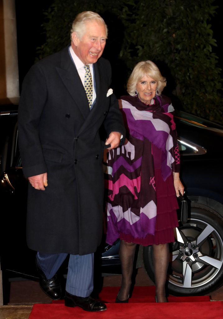 Prince Charles, Prince of Wales and Camilla, Duchess of Cornwall attend the annual Commonwealth Day reception at Marlborough House on March 11, 2019 in London, England. (Photo by Chris Jackson - WPA Pool/Getty Images)