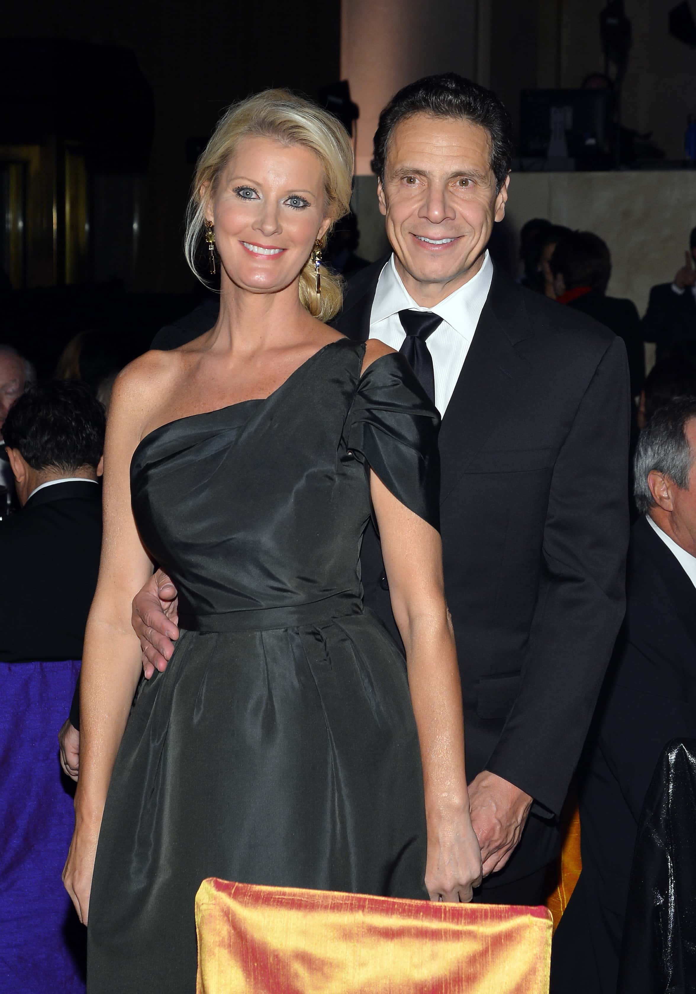 Andrew Cuomo And Sandra Lee How The Couple S Different Directions Turned Into A Deep Friendship Meaww