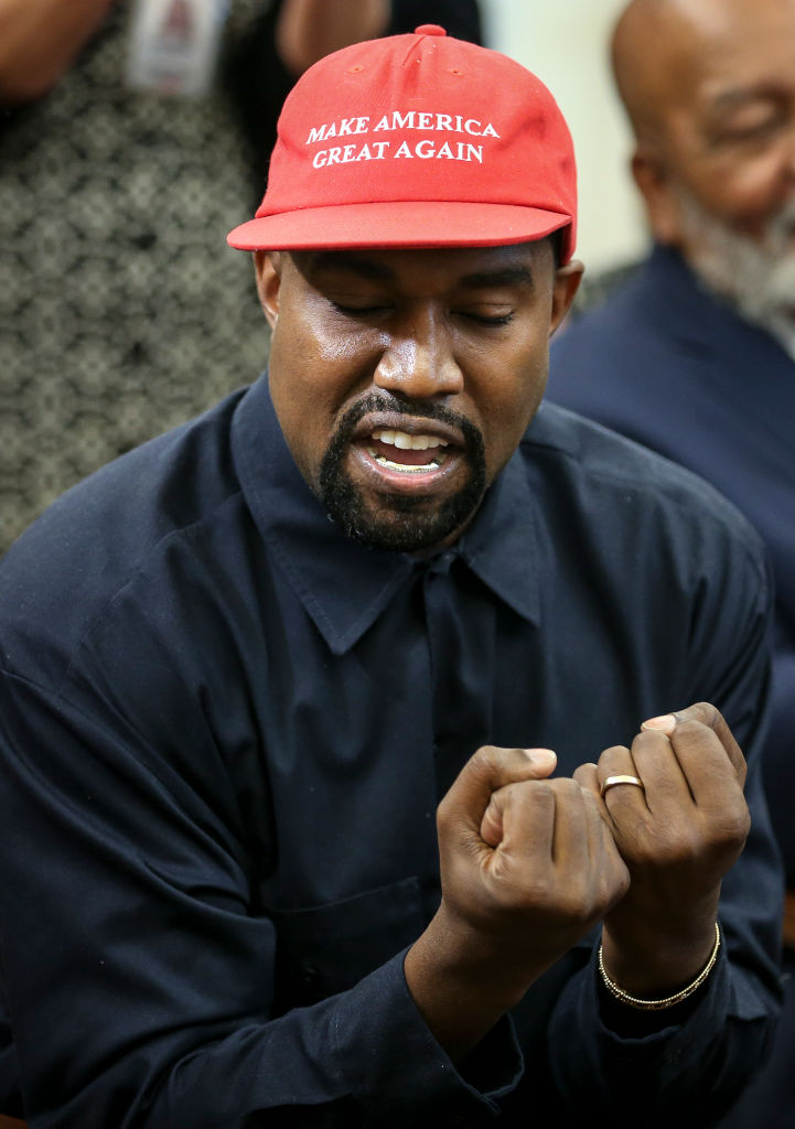 Kanye West (Source: Getty Images)