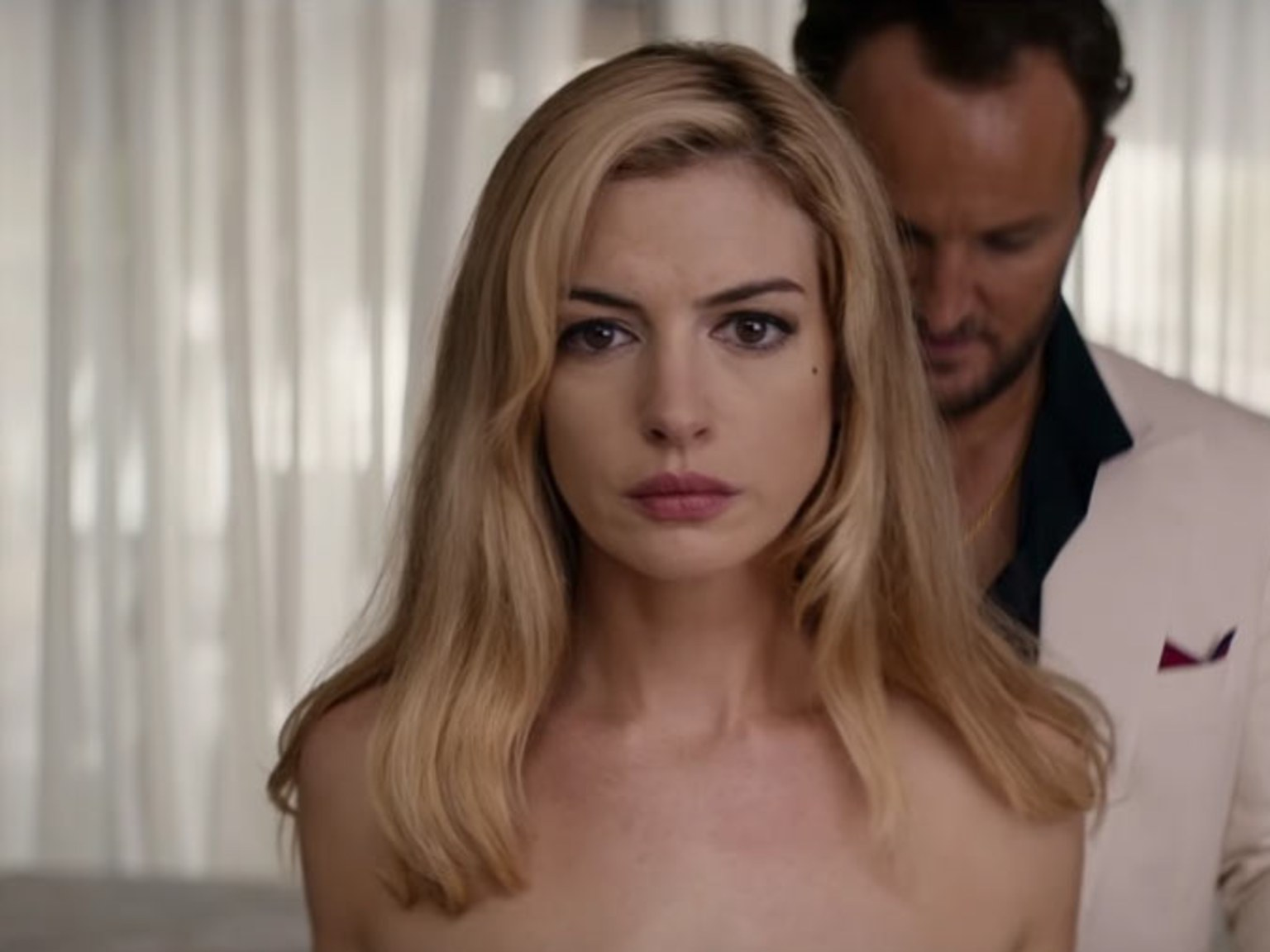 Anne Hathaway in Serenity
