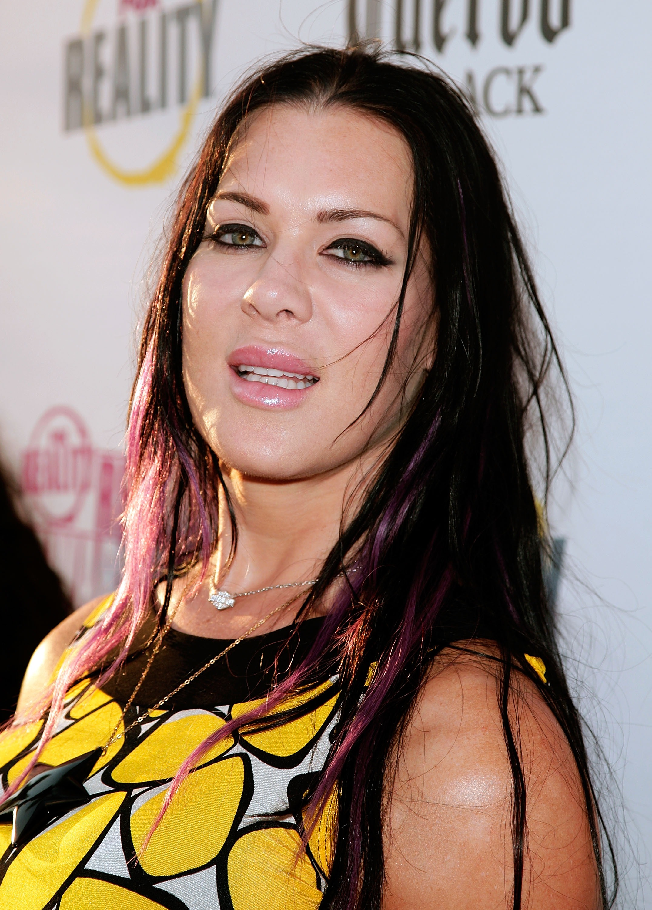 TV personality Joanie 'Chyna' Laurer arrives at the 2007 Fox Reality Channel Really Awards held at Boulevard 3 on October 2, 2007 in Hollywood, California. (Photo by Kevin Winter/Getty Images for Fox)