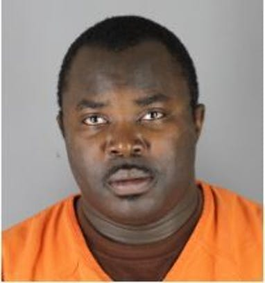 Momuluh has been charged with one count of criminal sexual abuse (Source: Minnesota Department of Corrections)