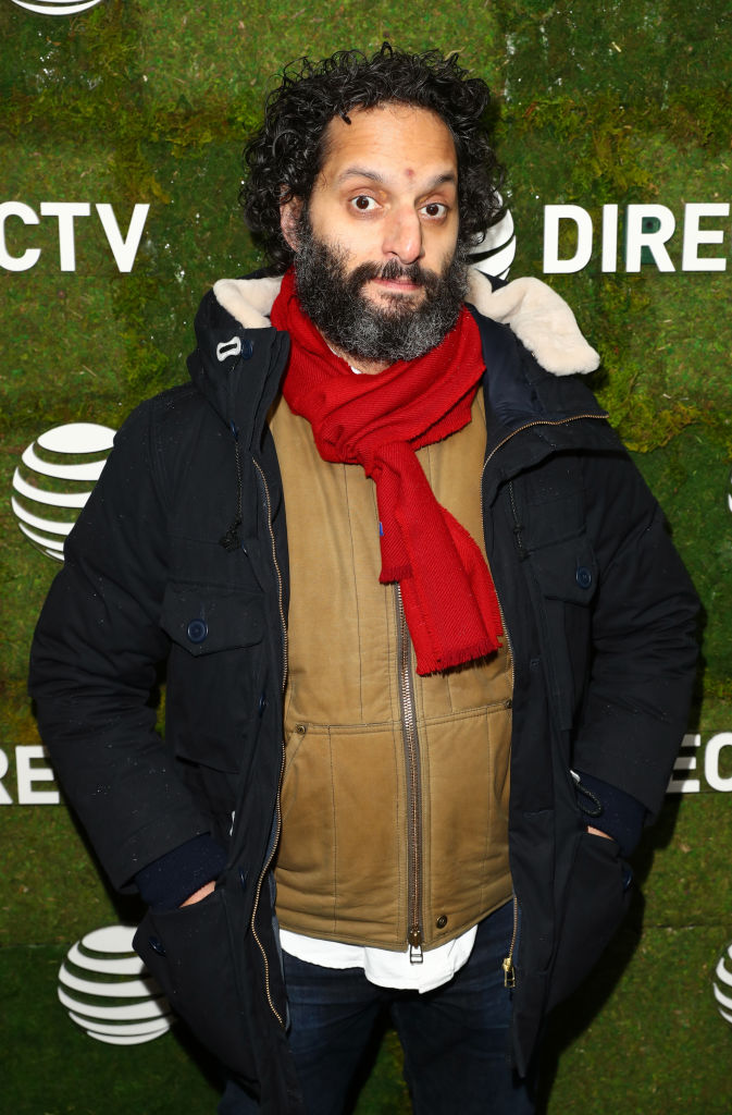 Jason Mantzoukas attends 'The Long Dumb Road' cocktail at DIRECTV Lodge presented by AT&T during Sundance Film Festival 2018 on January 19, 2018 in Park City, Utah. (Photo by Joe Scarnici/Getty Images for AT&T and DIRECTV )