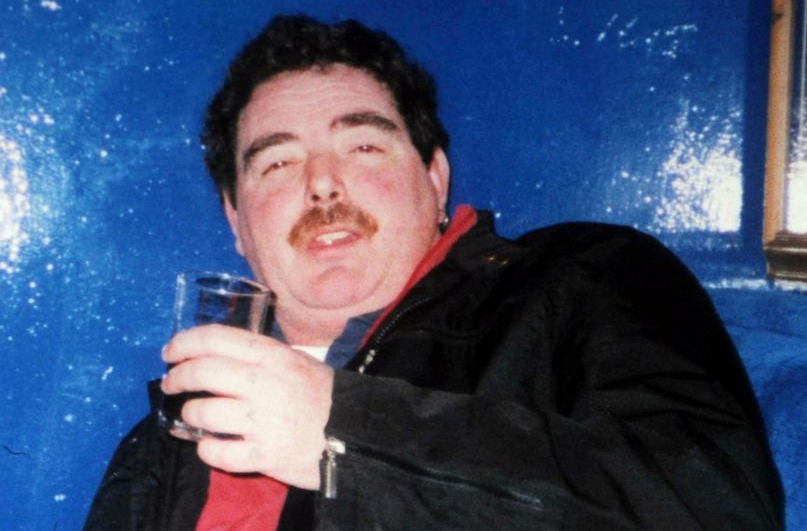 Fred McClenaghan (pictured) admitted to murdering his former girlfriend in a shotgun attack at her County Londonderry workplace. (Twitter)