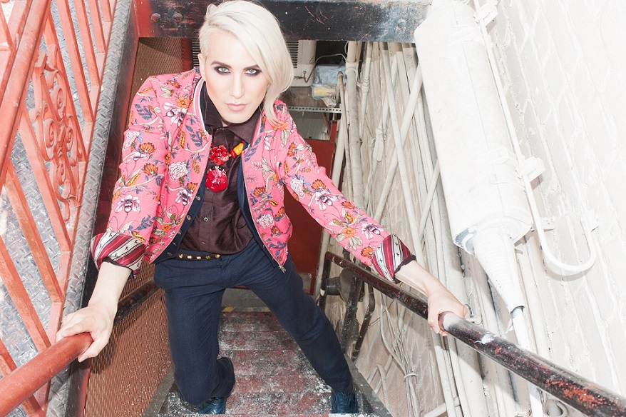 Ricky Rebel. (Photo Credit: Colin Angus)