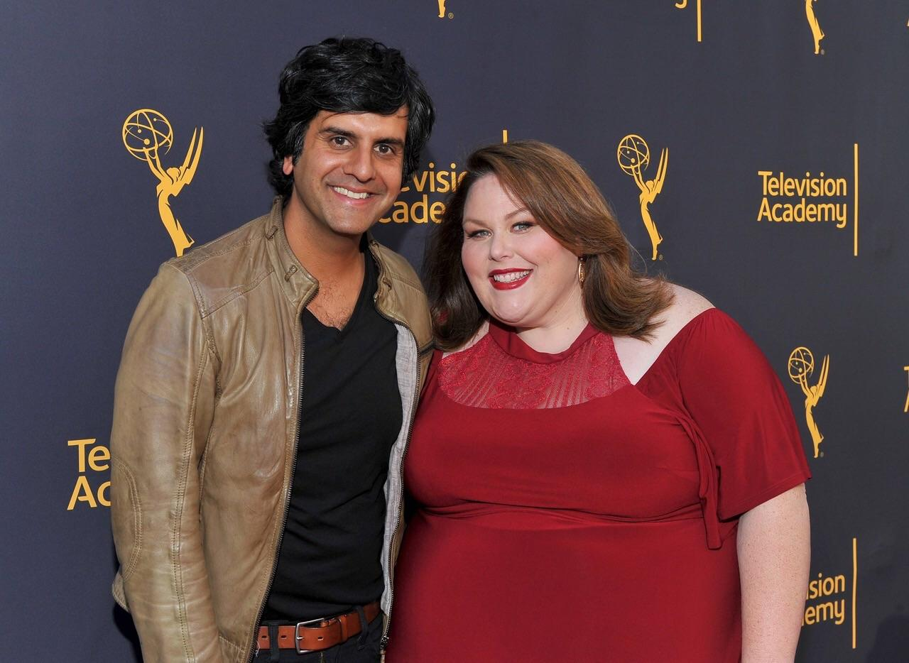 Composer Siddhartha Khosla and Actor Chrissy Metz (Impact24 PR)