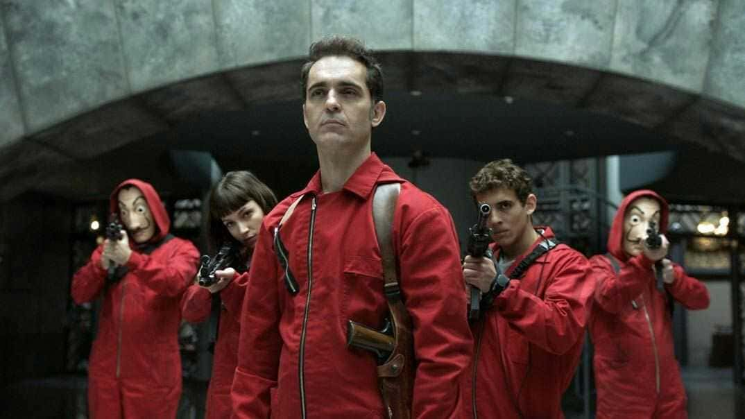 Money Heist' on Netflix: 5 reasons why crime drama 'La Casa de Papel
