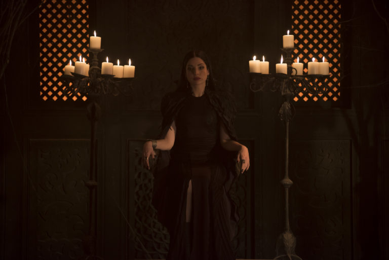 Anna Hopkins as Lilith in Shadowhunters (Source: Freeform)