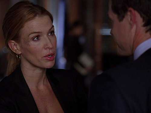 Montgomery had starred in CBS's long-running TV series, 'Without a Trace'. (IMDb)