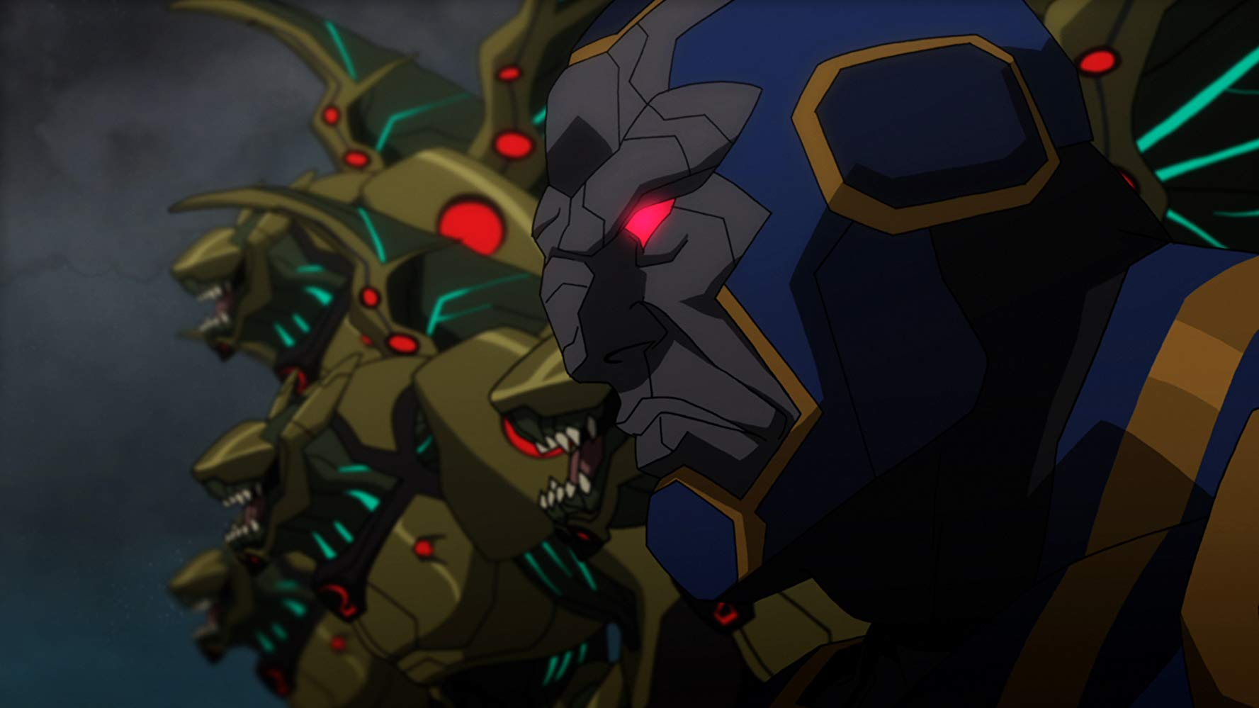 Darkseid in 'Young Justice'. (Source: IMDB)