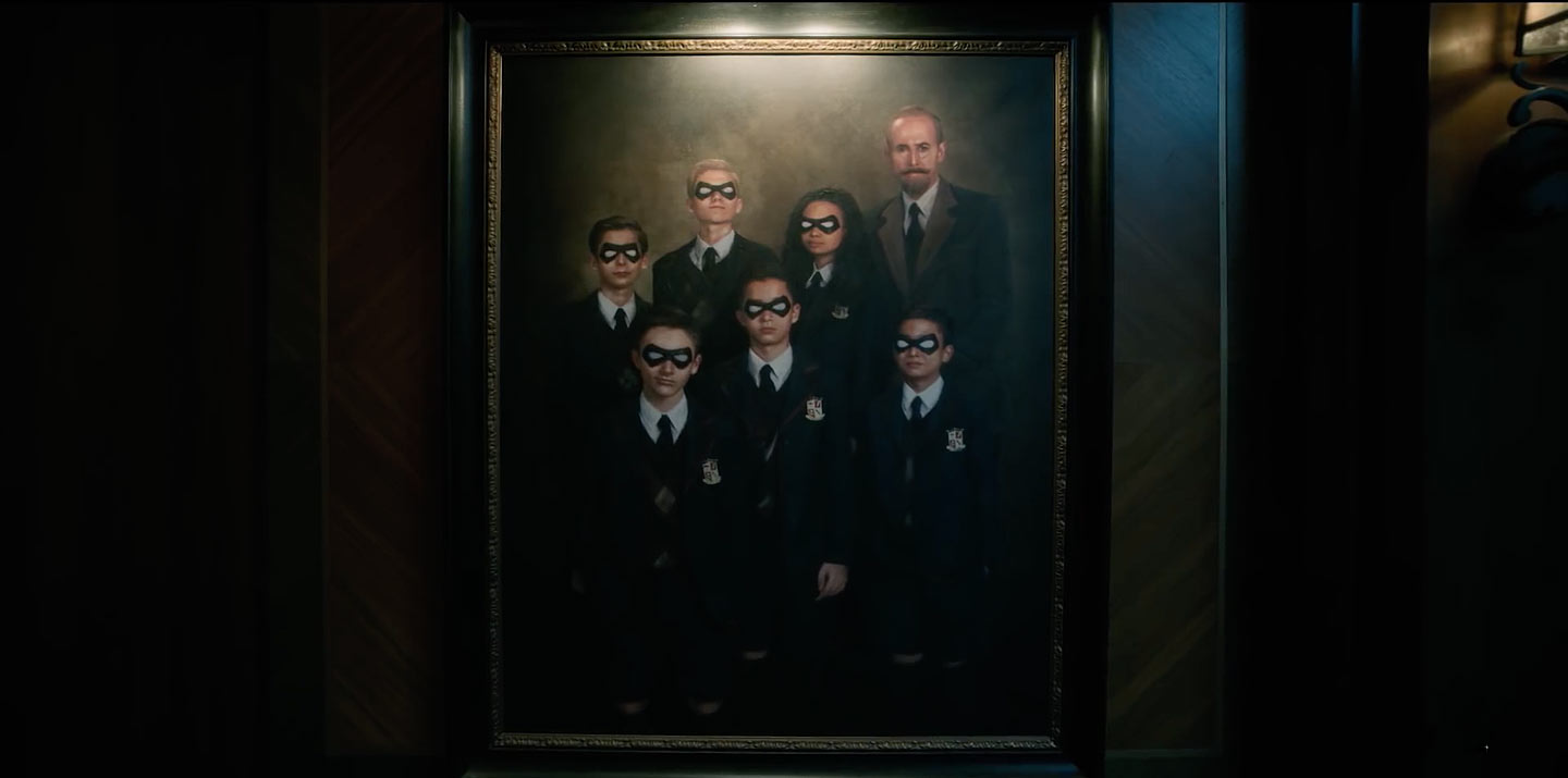 The Umbrella Academy (2019) Source: IMDB