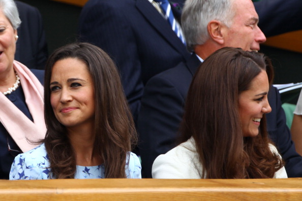 Kate's sister, Pippa Middleton, is expecting her first child. (Getty Images)