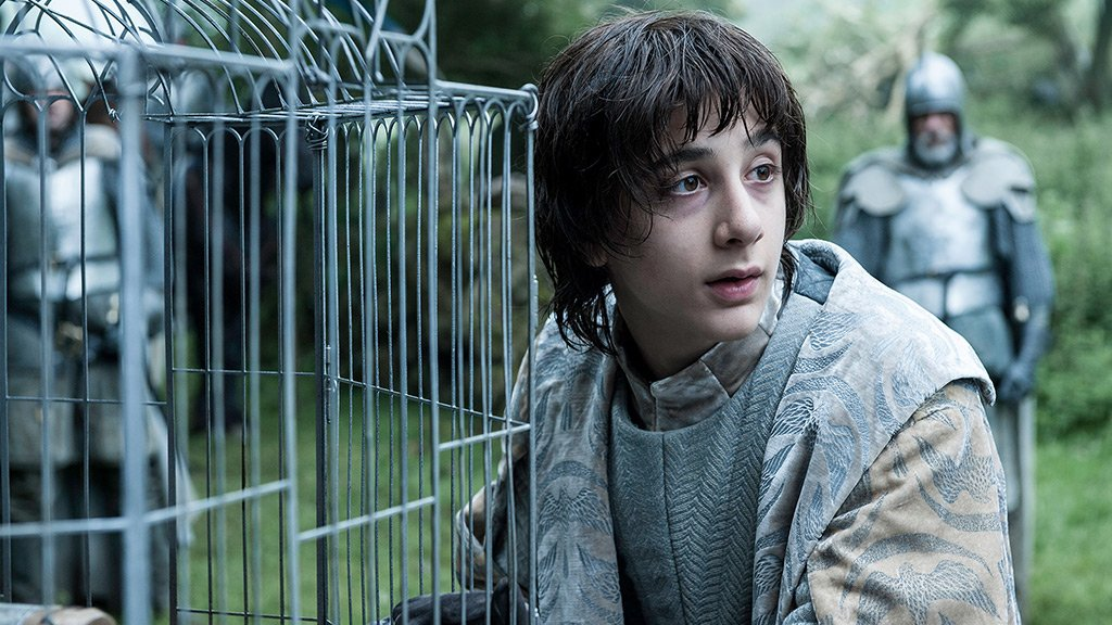 Lino Facioli as Robert Arryn in 'Game of Thrones'. (Source: IMDB)