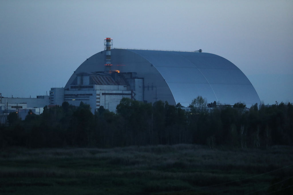 First firemen at Chernobyl site were exposed to 5,600 years