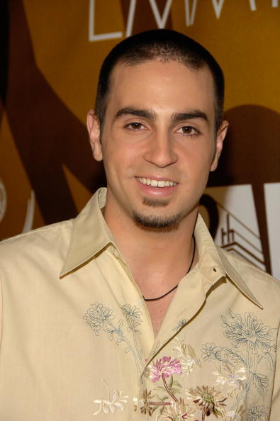 Wade Robson arrives at the 20th Century Fox Emmy Party September 16, 2007, in Los Angeles, California. (Source: Amanda Edwards/Getty Images)
