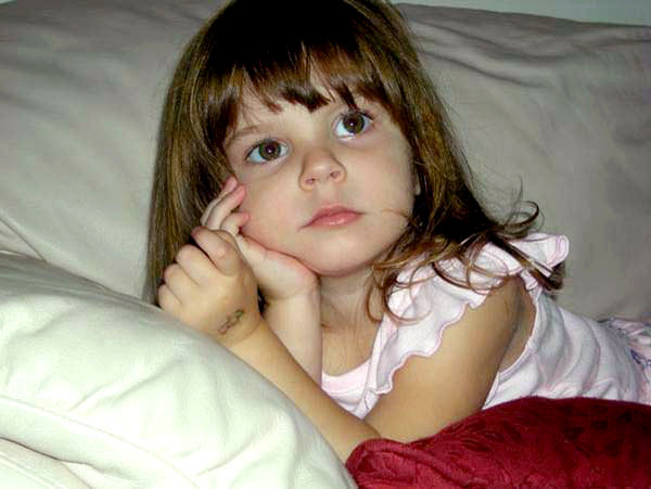 Back in 2008, Caylee was missing for 31 days before Anthony filed a missing person's report at the insistence of her mother. (Orange County Sheriff's Office HO)