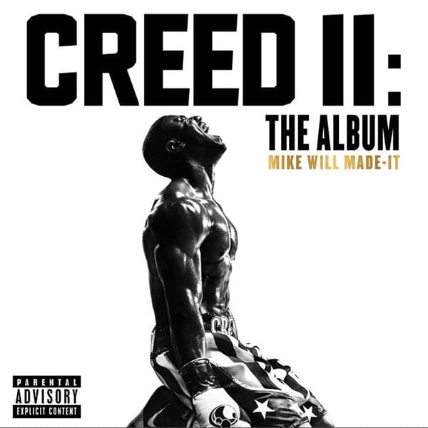Album art for 'Creed II: The Album', the OST of the forthcoming Rocky sequel