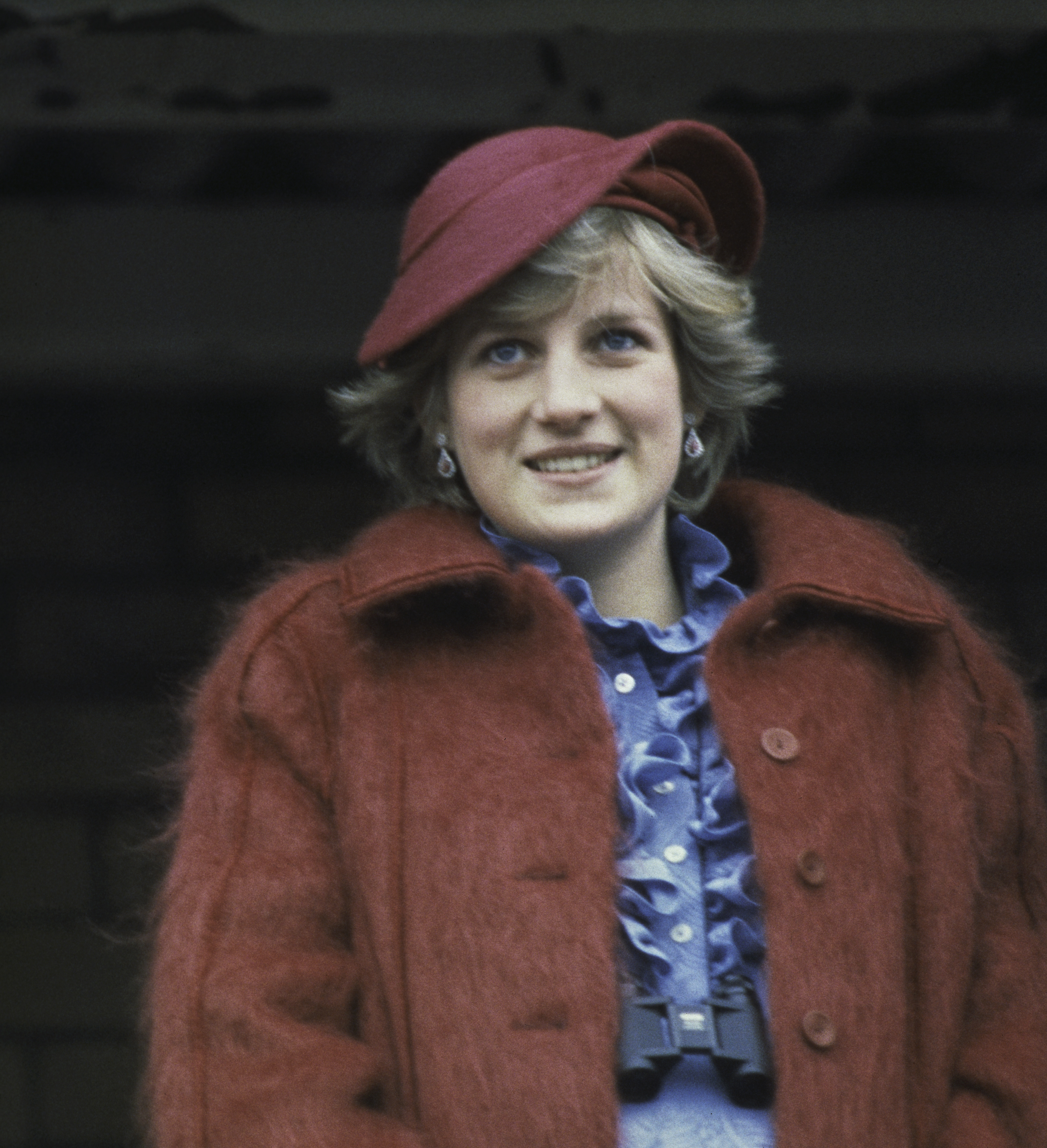 Princess Diana found it hard to follow this rule (Photo by Hulton Archive/Getty Images)