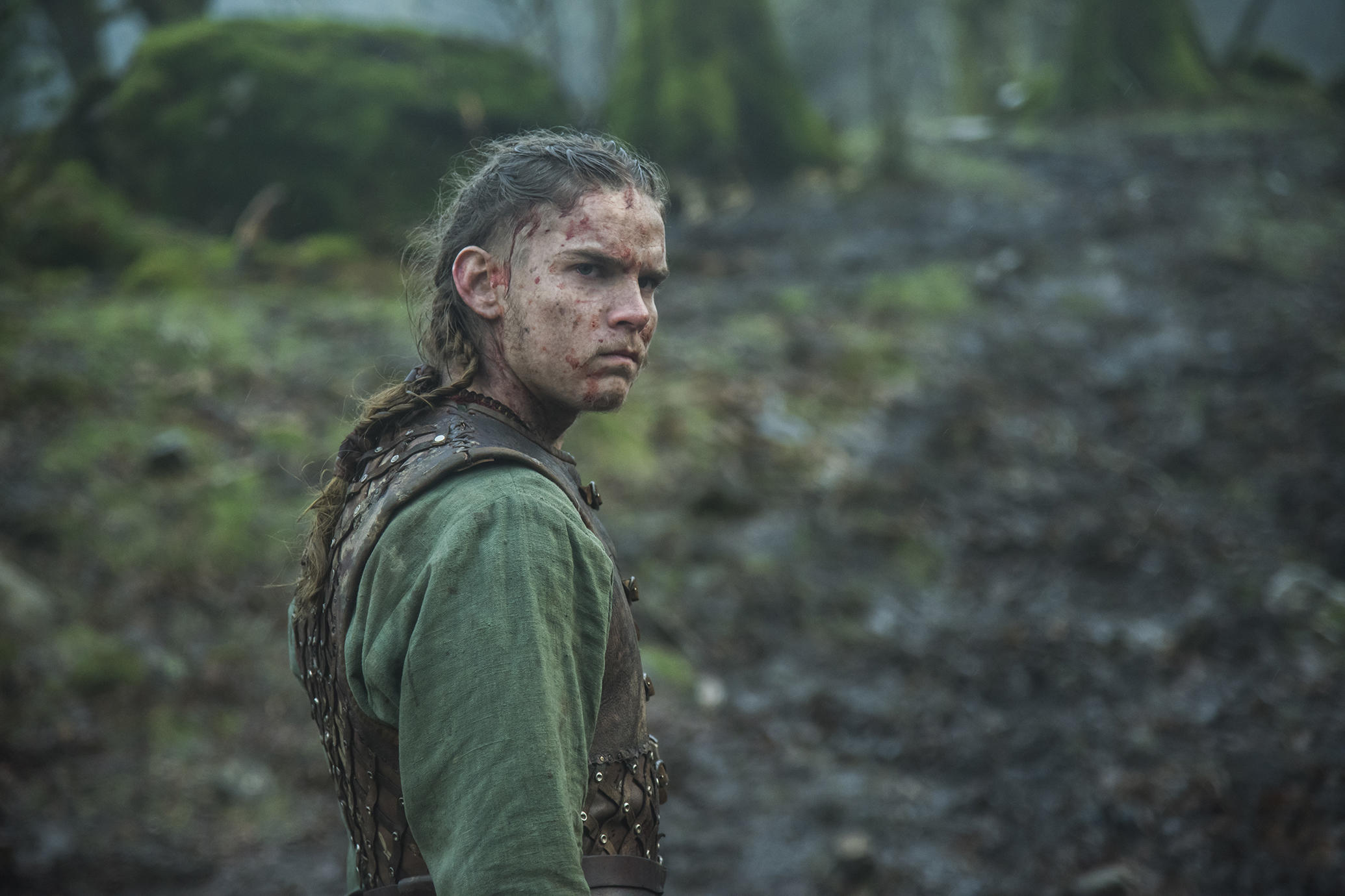 Hvitserk may be saved from fire (History)