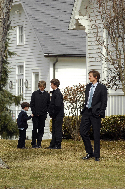 Liam Neeson's son Micheál changes last name to honor mum Natasha