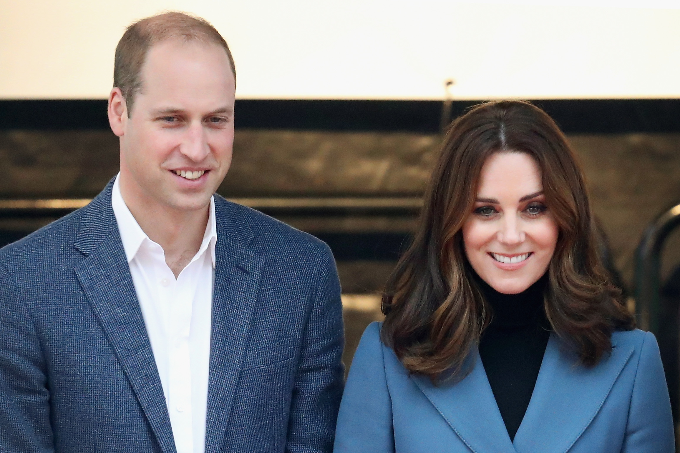 Prince William, Duke of Cambridge and Catherine, Duchess of Cambridge (Source: Getty Images)