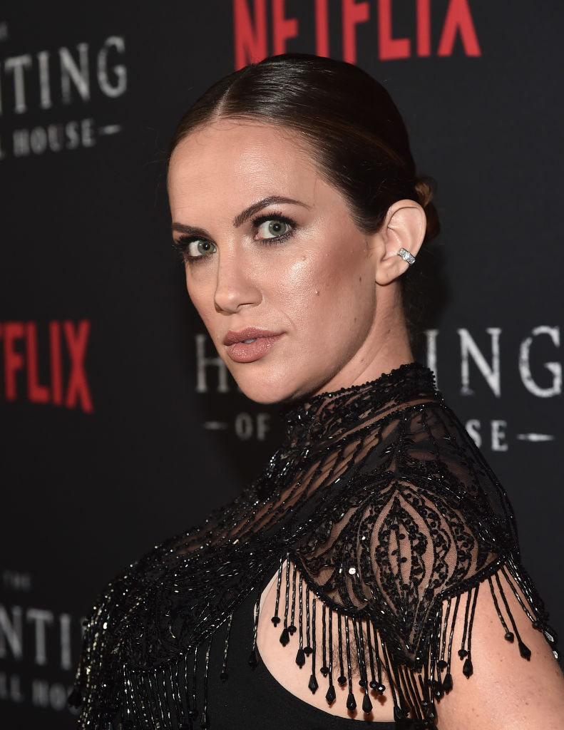 Kate Siegel attends the premiere of Neflix's 'The Haunting Of Hill House' at ArcLight Hollywood on October 8, 2018 in Hollywood, California. (Photo by Alberto E. Rodriguez/Getty Images)