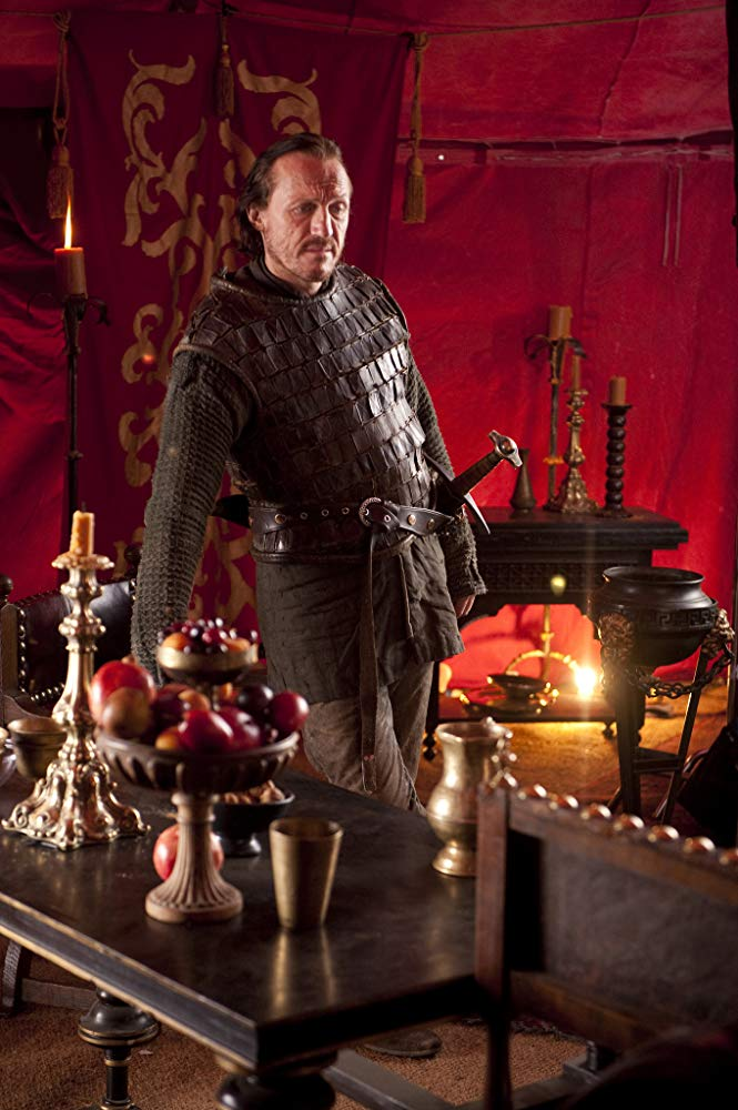 Bronn (Jerome Flynn) in 'Game of Thrones'. (Source: IMDB)