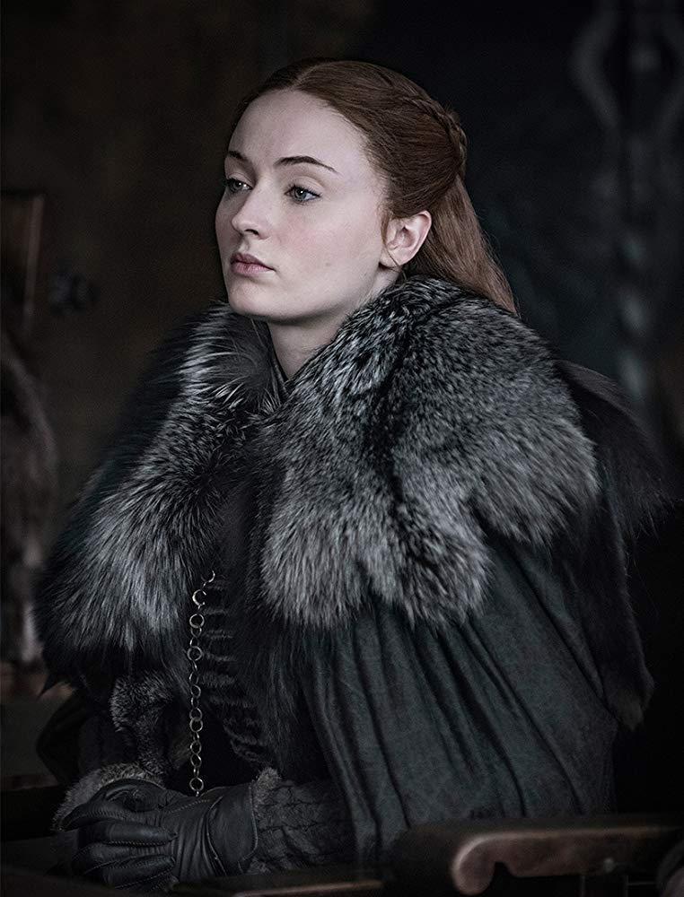 Sophie Turner as Sansa Stark in 'Game of Thrones'. (Source: IMDB)