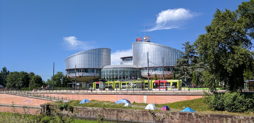 The ECHR also ruled that her freedom of expression rights had not been violated (Source: Google Maps)