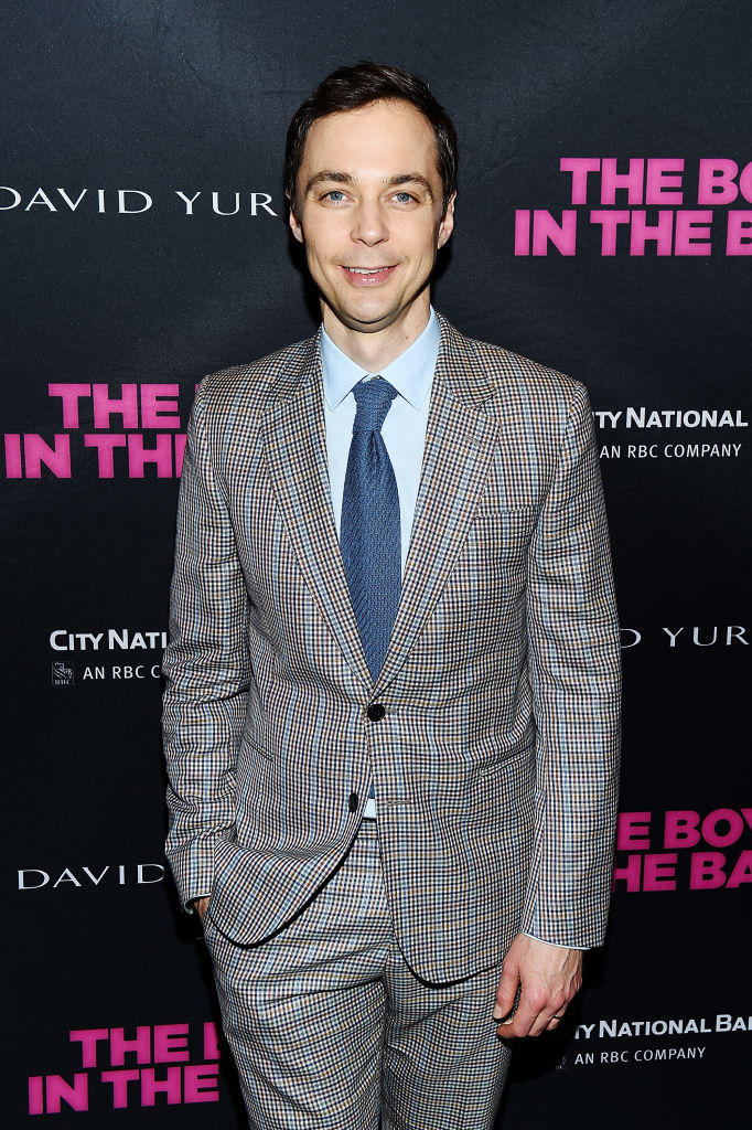 Jim Parsons attends the 'Boys In The Band' 50th Anniversary Celebration at The Second Floor NYC on May 30, 2018 in New York City. (Photo by Nicholas Hunt/Getty Images)