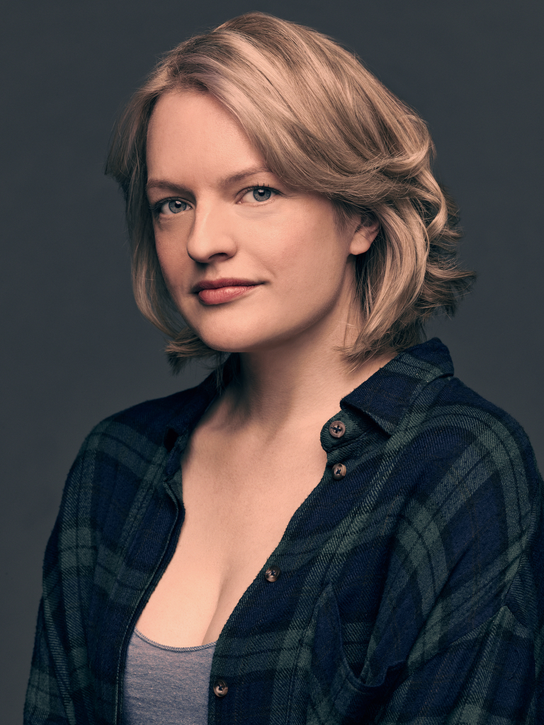 Elizabeth Moss plays the role of Offred-June Osborn in 'The Handmaid's Tale'. (Source: Hulu)
