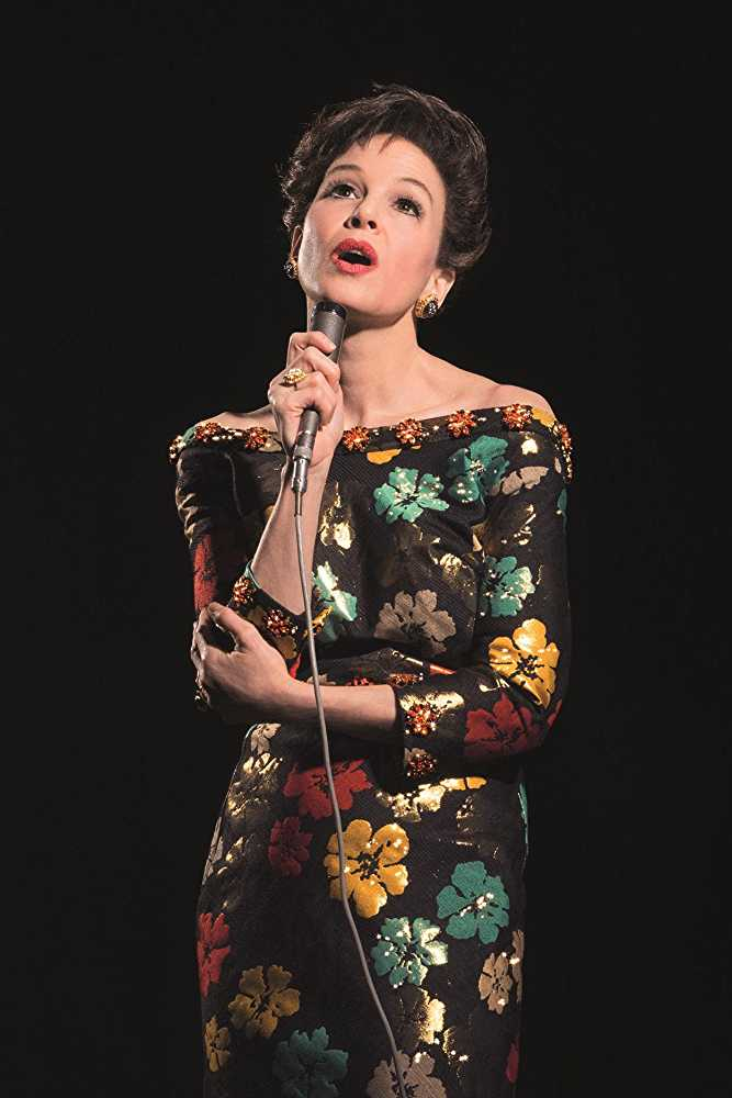 Rene Zellweger plays Judy Garland in the biopic (Source: IMDb)