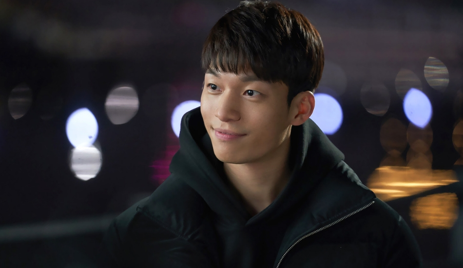 Seo-joon is the handsome and charming second lead we could see Dan-yi falling for (Netflix)