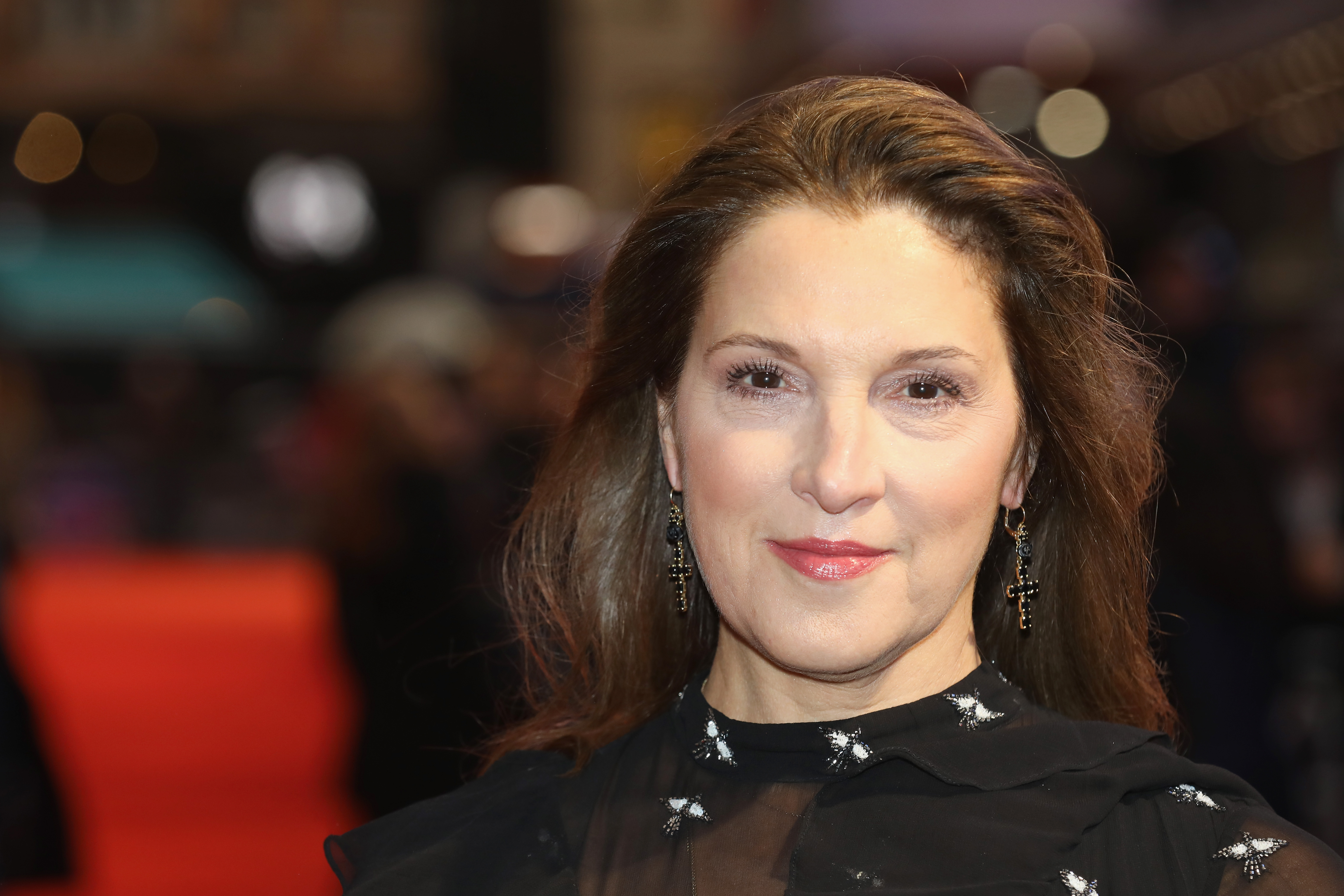 Producer Barbara Broccoli attends the Mayfair Gala & European Premiere of 'Film Stars Don't Die in Liverpool' during the 61st BFI London Film Festival on October 11, 2017 in London, England.