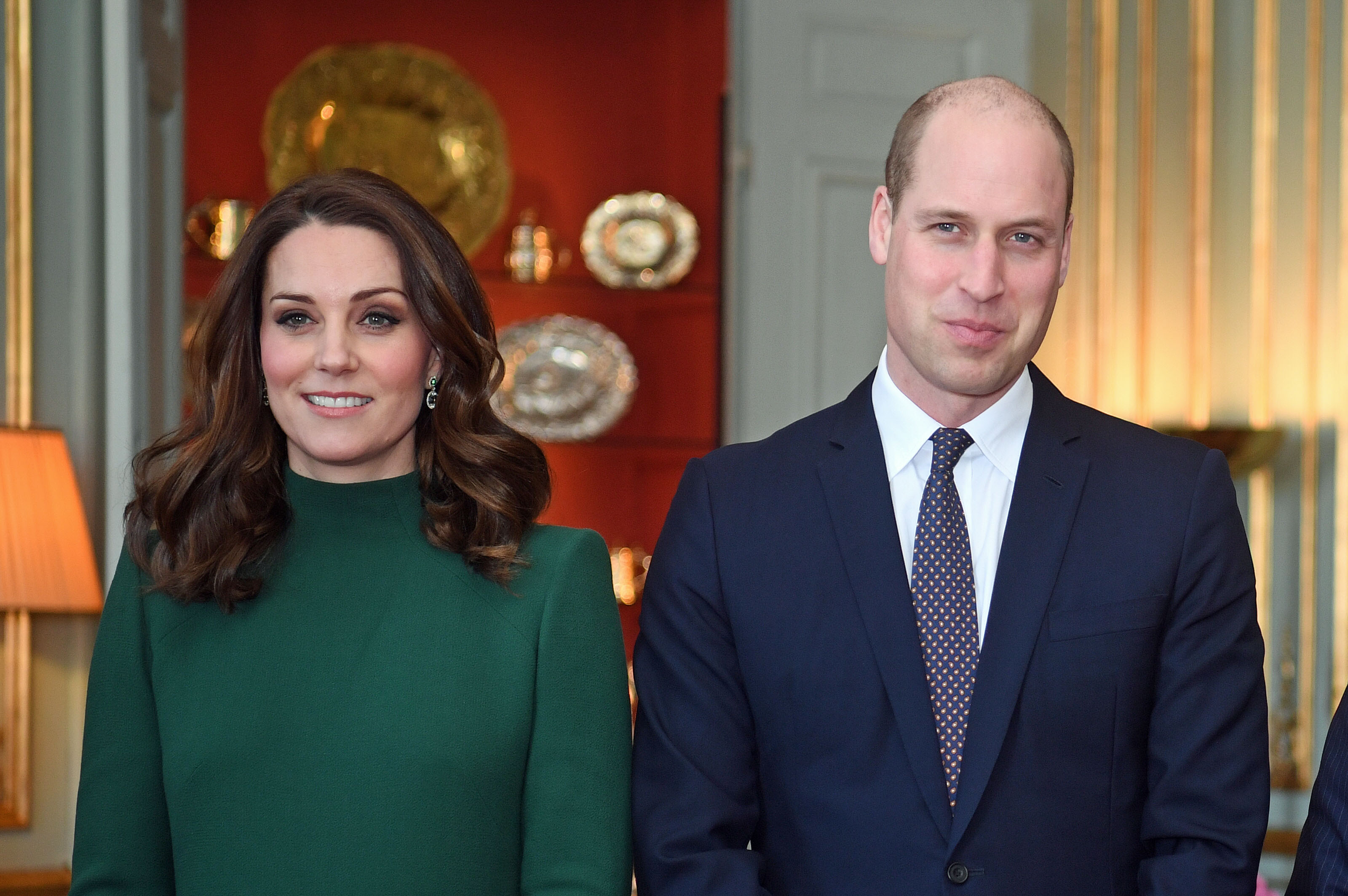 Kate Middleton and Prince William (Source: Getty Images)