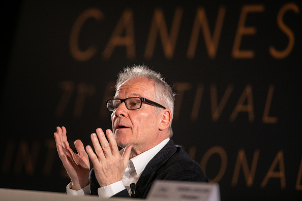 Thierry Fremaux had stated that Netflix's films will not be screened if they fail to abide by the French law. (Getty Images)