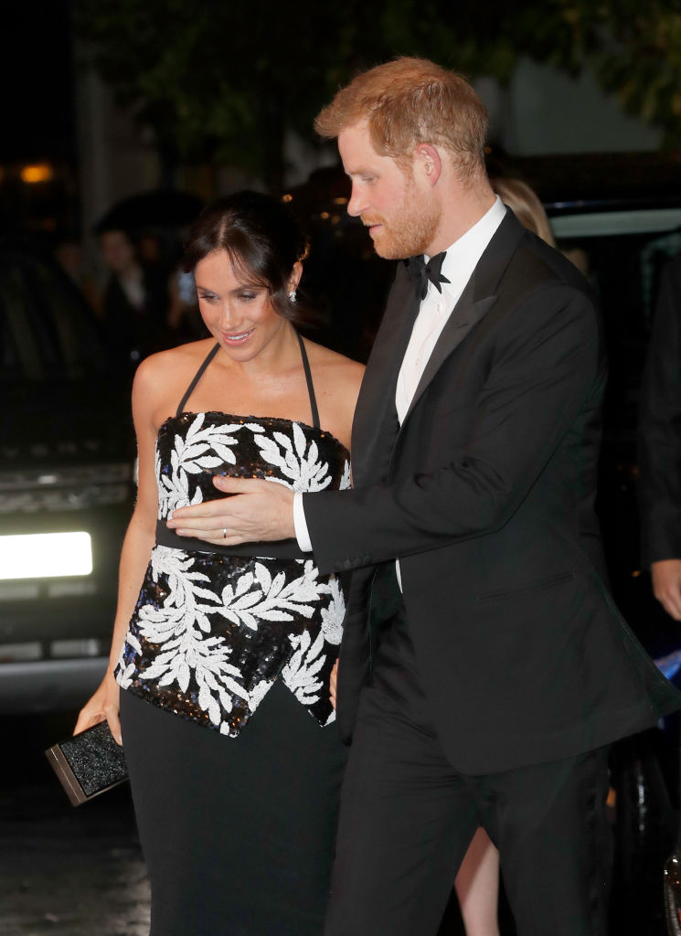Meghan Markle and Prince Harry (Source: Getty Images)