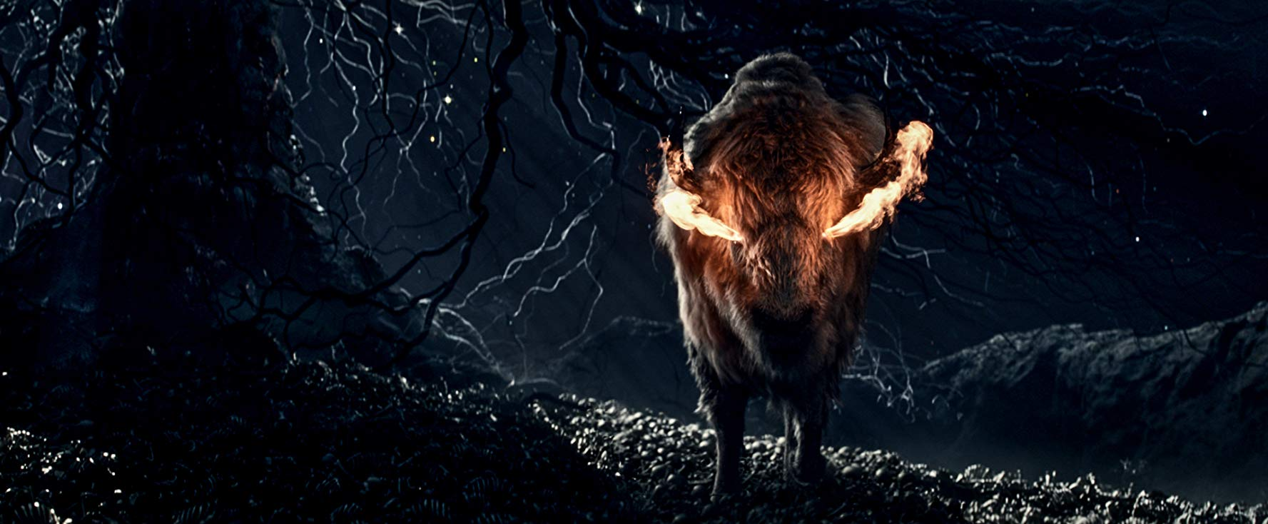 The White Buffalo in 'American Gods' (Source: IMDB)