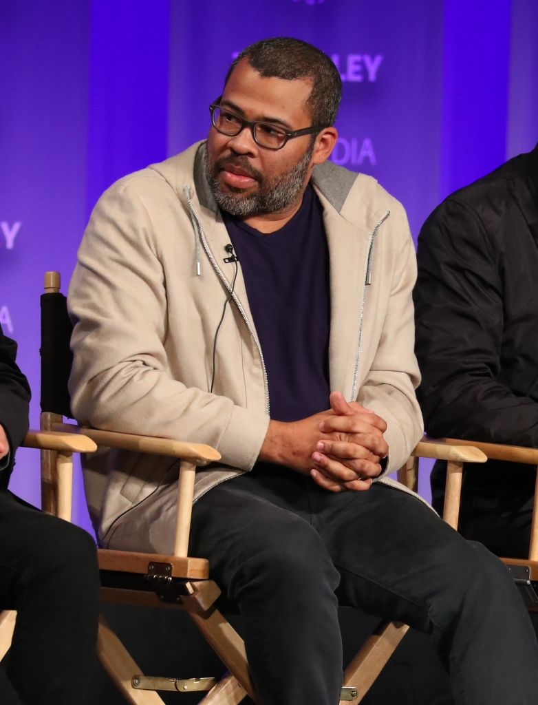 Jordan Peele also discussed his favorite 'Twilight Zone' episode (Source: Getty Images)