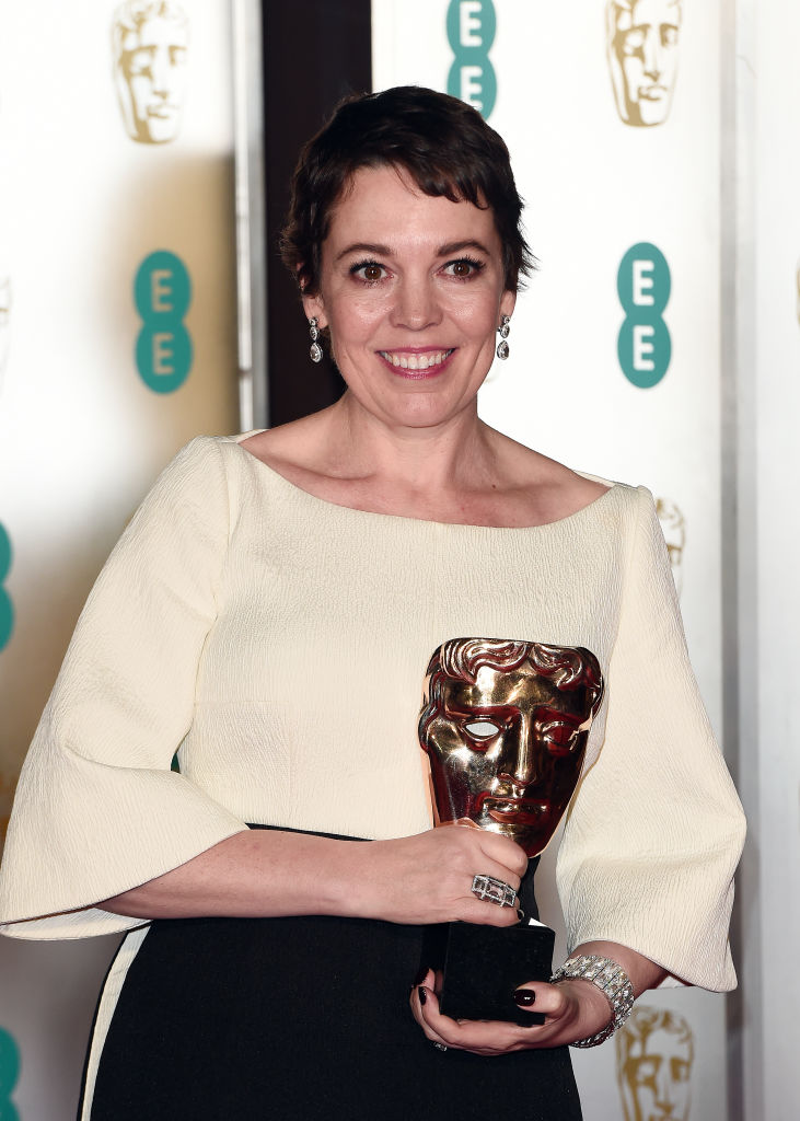 Olivia Colman (Source: Getty Images)