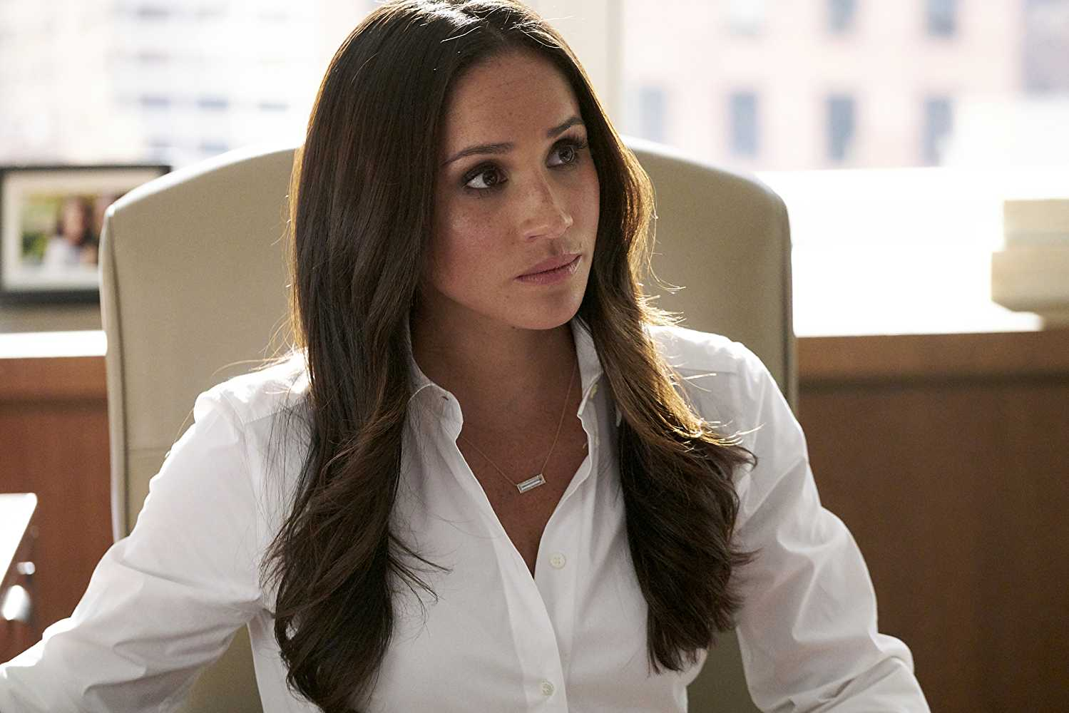 Meghan Markle gave up on her acting career to keep up with her royal duties. (IMDb)