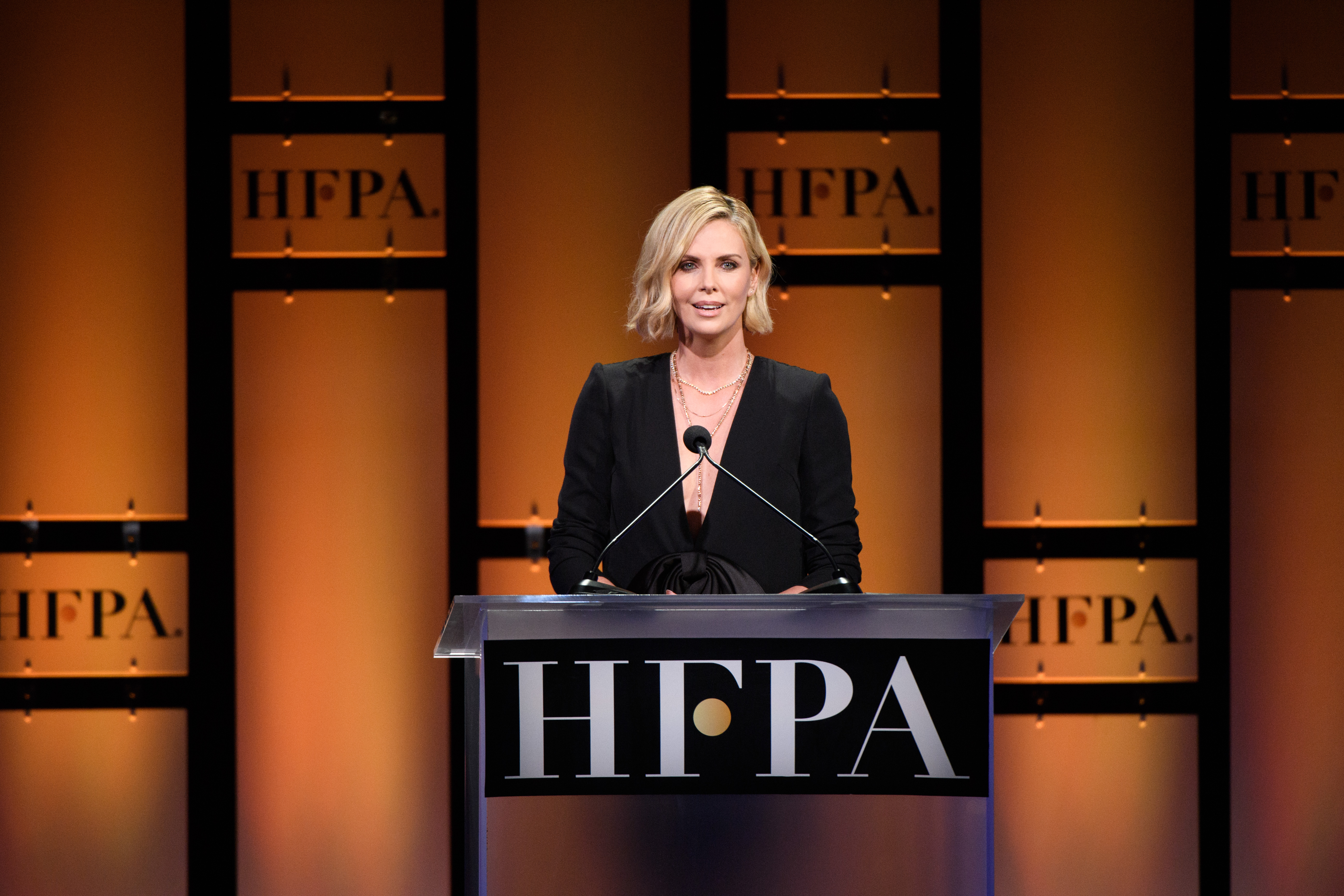 The HFPA brought together a group of overseas journalists who were receiving no recognition on the American soil. (HFPA)