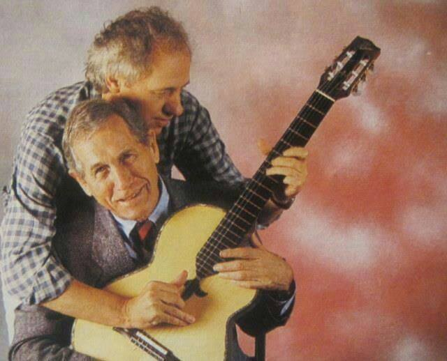 The title of the album was inspired by a conversation with Chet Atkins (Facebook)