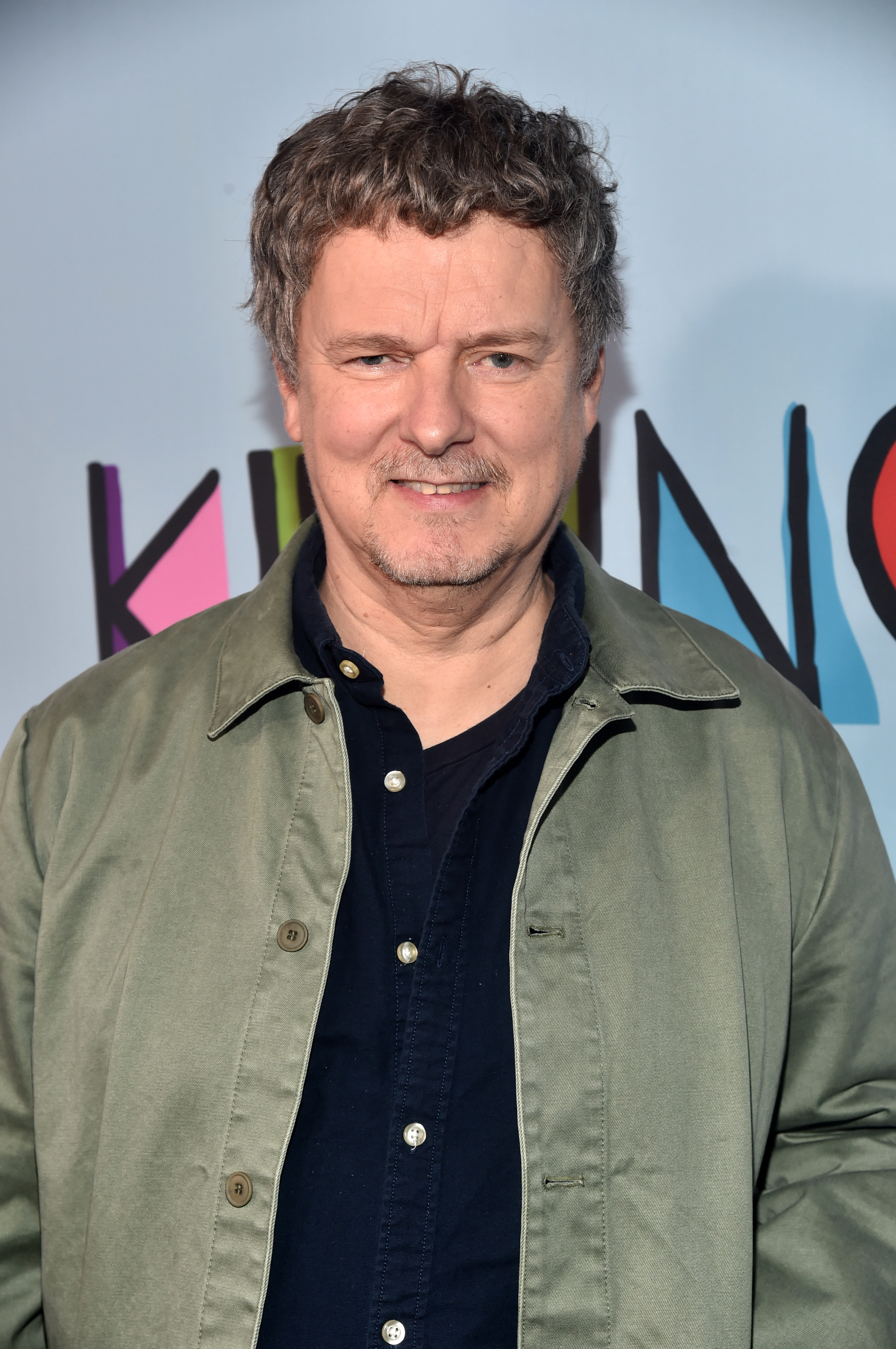 Michel Gondry attends the premiere of Showtime's 'Kidding' at The Cinerama Dome on September 5, 2018 in Los Angeles, California.