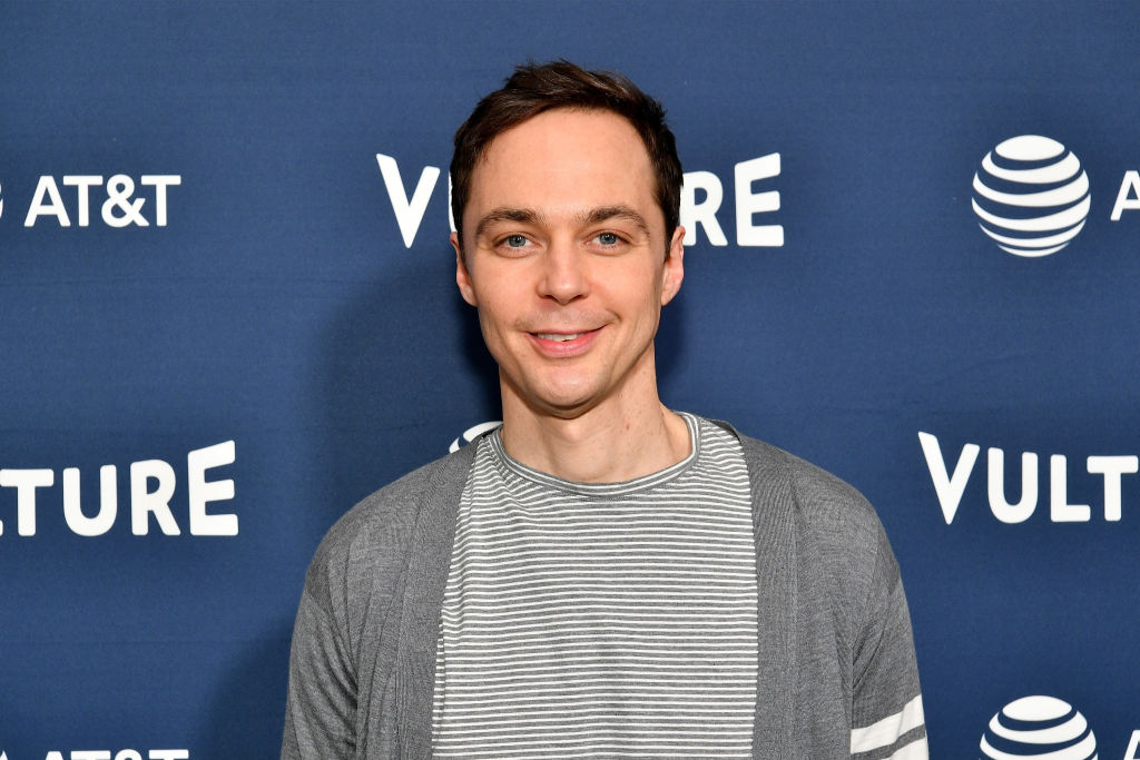 Actor Jim Parsons attends Day Two of the Vulture Festival Presented By AT&T at Milk Studios on May 20, 2018 in New York City. (Photo by Dia Dipasupil/Getty Images for Vulture Festival)