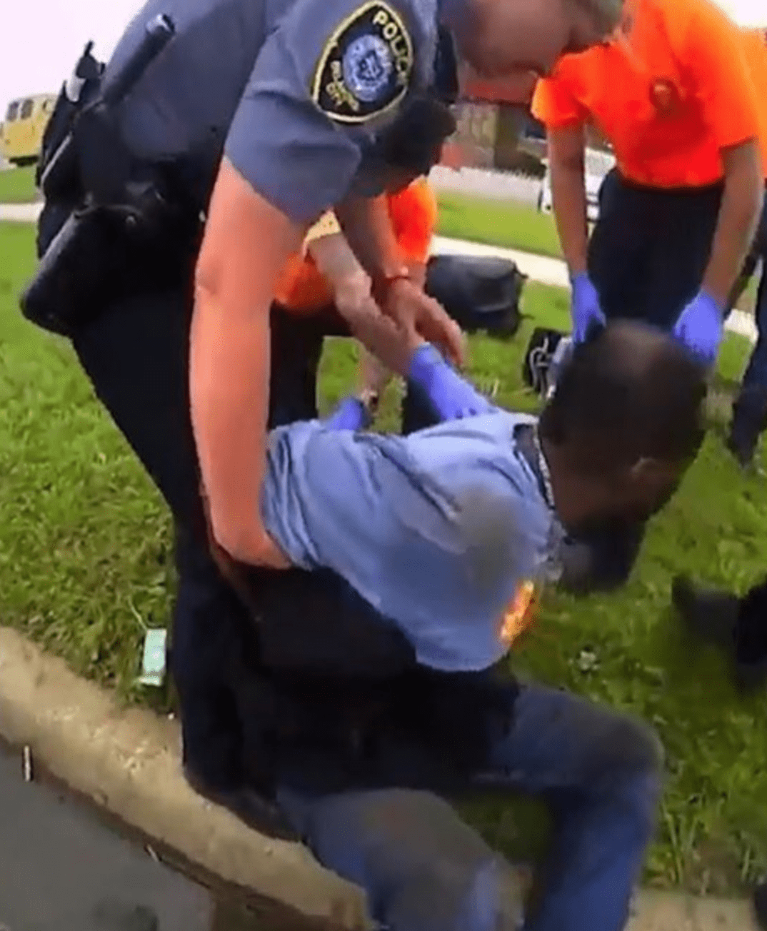 WATCH: Milwaukee Police Release Footage Of Cop Using Taser