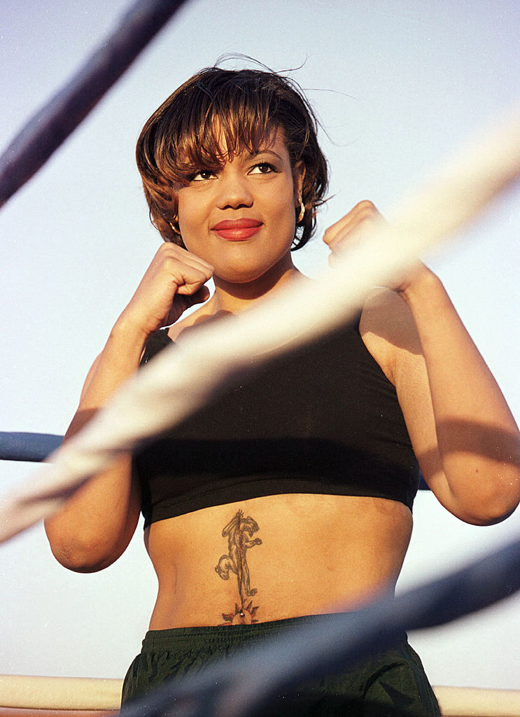 Freeda Foreman was found unresponsive in her home in Houston, Texas on Friday night (Source: Getty Images)