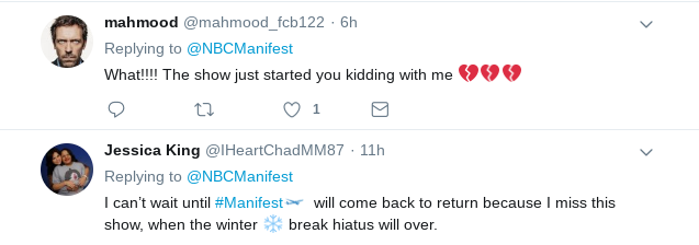 Fans cannot wait for the next episode. (Twitter)