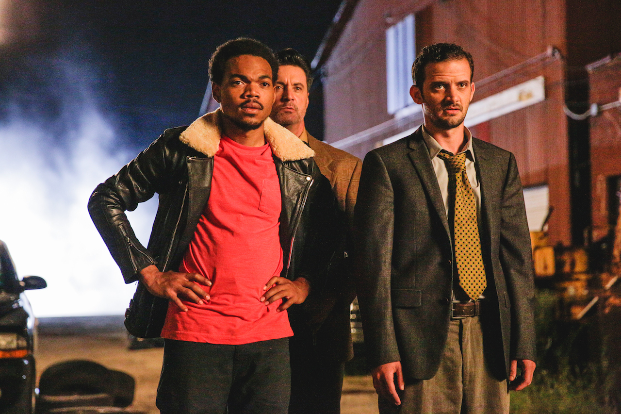 Chance the Rapper plays Dax, a werewolf with a conscience in 'Slice', marking his first full-length feature film appearance. (Photo by Danielle Alston, courtesy of A24)