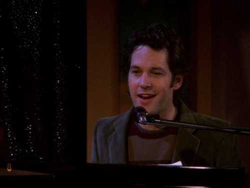 Paul Rudd is best known for his role as Phoebe's dorky lover in the 90s sitcom, F.R.I.E.N.D.S. (IMDb).
